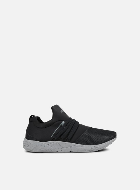 sneakers arkk raven s e15 black grey spray