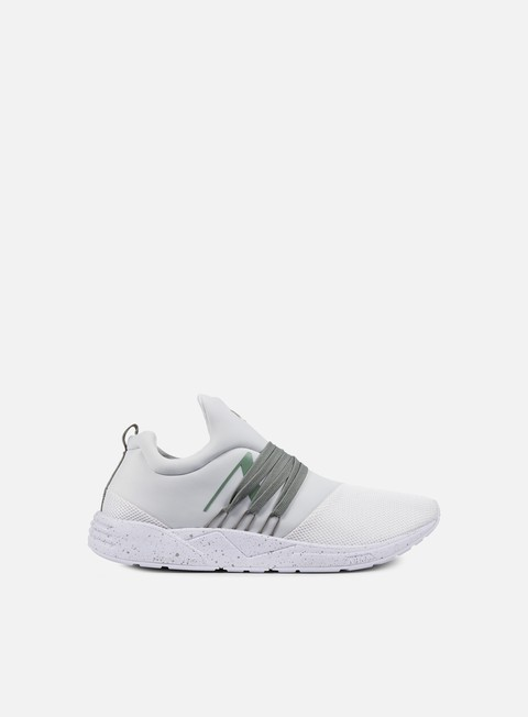 sneakers arkk raven white granite green spray