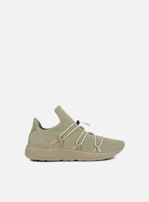 sneakers arkk scorpitex s e15 faded green creme