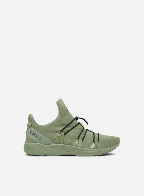 sneakers arkk scorpitex s e15 soft army black