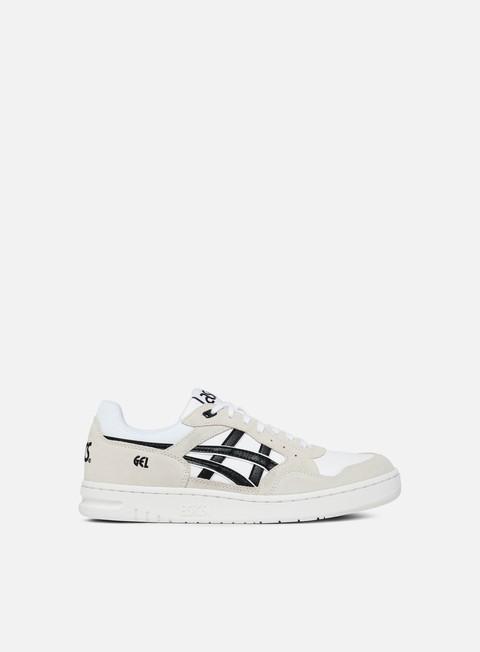 sneakers asics gel circuit white black