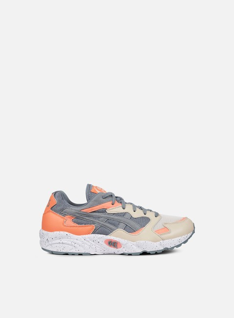 sneakers asics gel diablo stone grey stone grey