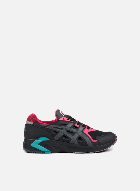 sneakers asics gel ds trainer og black dark grey