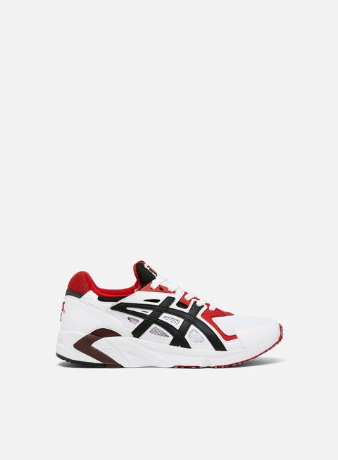 sneakers asics gel ds trainer og white black red