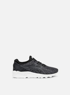 Asics - Gel Kayano Trainer EVO, Black/Dark Grey/Origami
