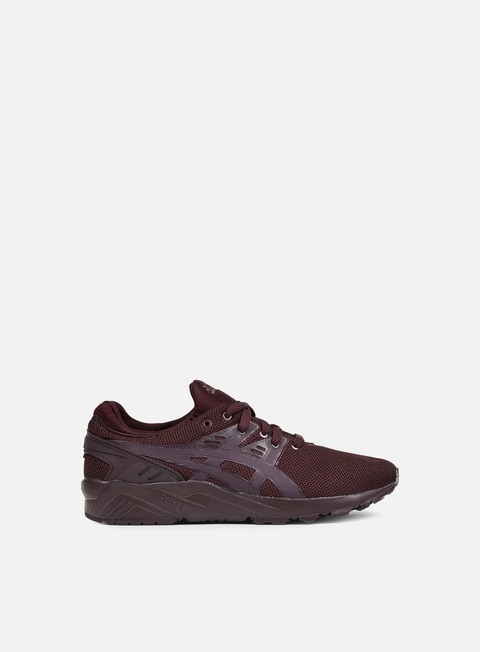 sneakers asics gel kayano trainer evo rioja red rioja red