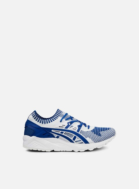 Sale Outlet Low Sneakers Asics Gel Kayano Trainer Knit