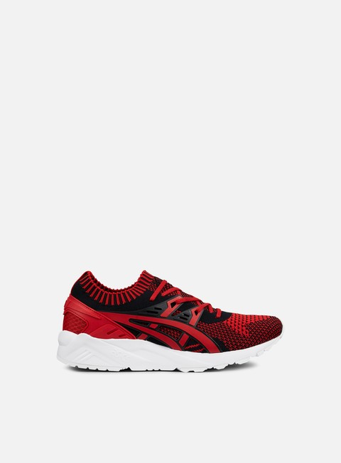 sneakers asics gel kayano trainer knit true red true red