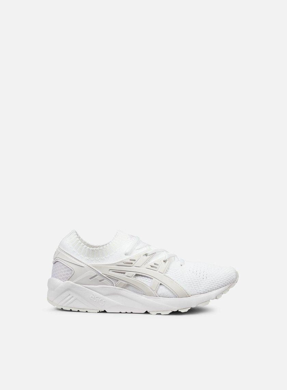 Asics - Gel Kayano Trainer Knit, White/White