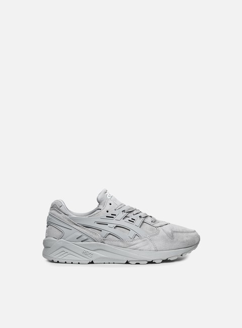 sneakers asics gel kayano trainer light grey light grey