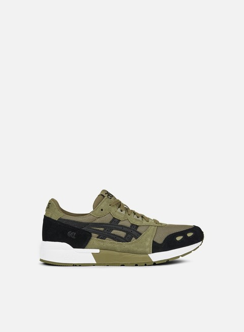 sneakers asics gel lyte aloe black