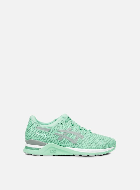 sneakers asics gel lyte evo light mint light grey