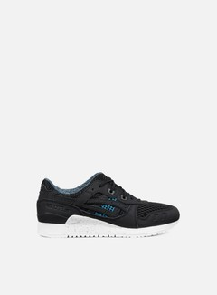 Asics - Gel Lyte III 30 Years, Black/Black 1