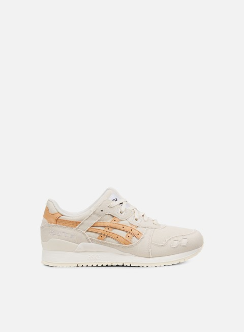 sneakers asics gel lyte iii birch tan