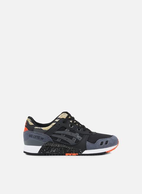 sneakers asics gel lyte iii black black