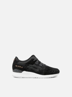 Asics - Gel Lyte III, Black/Black/Rose Gold 1
