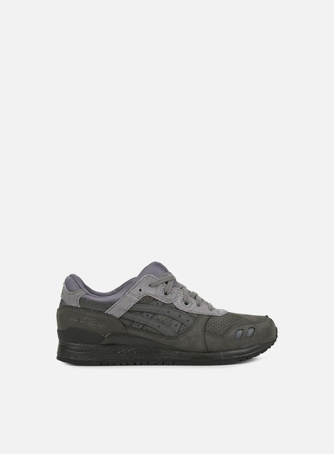 sneakers asics gel lyte iii dark grey dark grey moonwalker