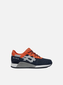 Asics - Gel Lyte III, Indian Ink/Mid Grey