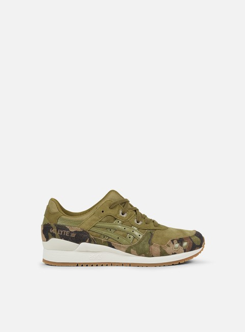 sneakers asics gel lyte iii martini olive martini olive