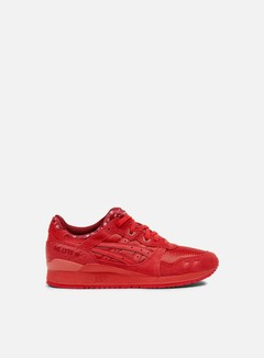 Asics - Gel Lyte III, Red/Red/Valentine 1