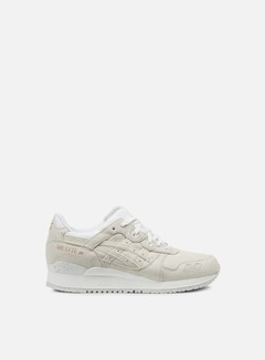 Asics - Gel Lyte III, Slight White/Slight White/Rose Gold 1