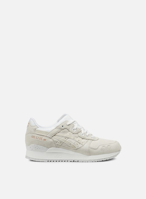 sneakers asics gel lyte iii slight white slight white rose gold
