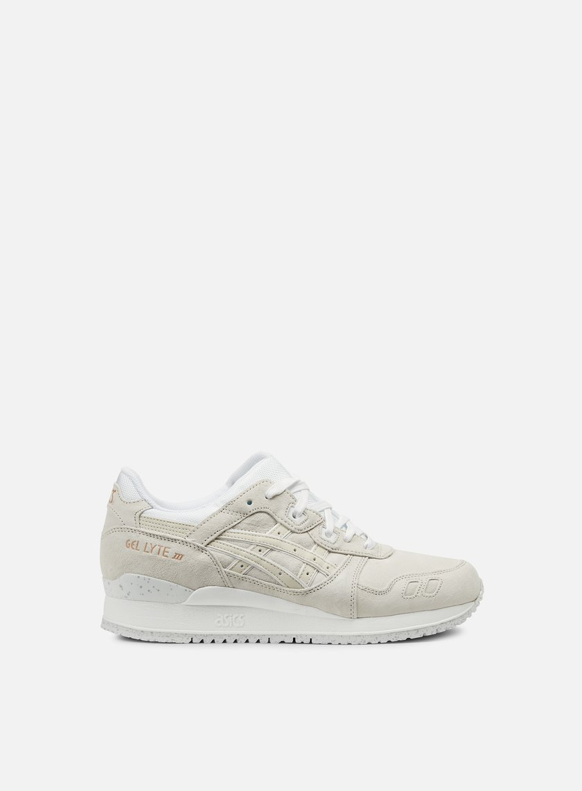 Asics - Gel Lyte III, Slight White/Slight White/Rose Gold