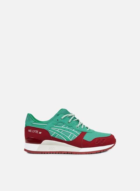 sneakers asics gel lyte iii spectra green spectra green