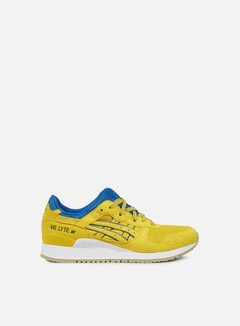 Asics - Gel Lyte III, Tai-Chi Yellow/Tai-Chi Yellow