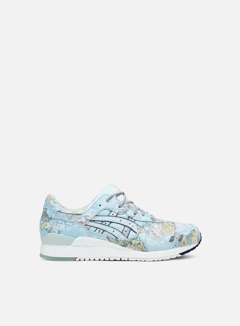 Low Sneakers Asics Gel Lyte III Word Map Atmos