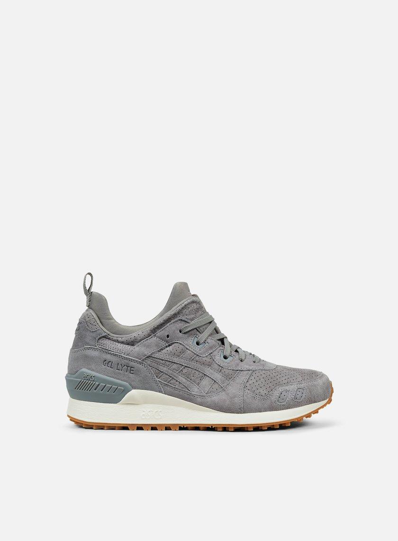 Asics Gel Lyte MT Sneaker Uomo HL7Y1 9696 Aluminum/Aluminum