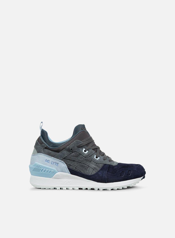 Asics Gel Lyte MT Sneaker Uomo HL7Z1 9797 Carbon/Carbon