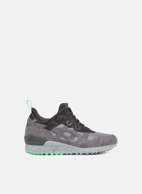 sneakers asics gel lyte mt dark grey dark grey