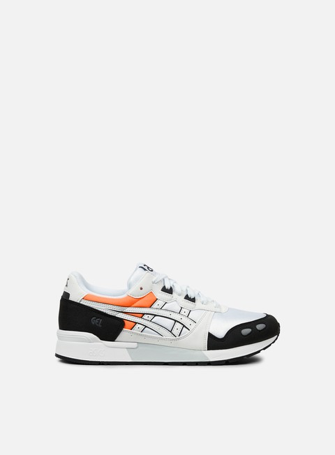 sneakers asics gel lyte og white white black
