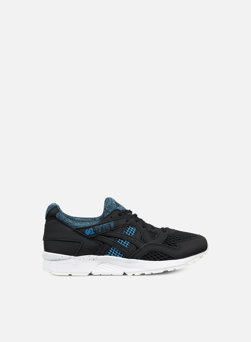 Asics - Gel Lyte V 30 Years, Black/Black