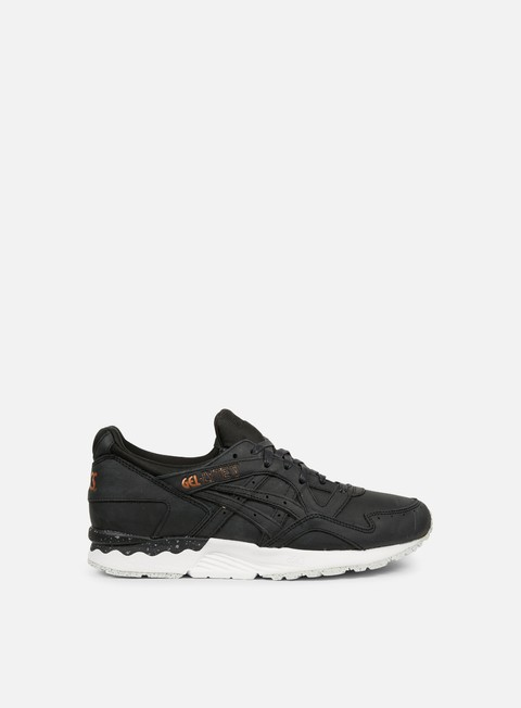 sneakers asics gel lyte v black black rose gold