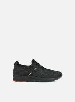 Asics - Gel Lyte V, Black/Black/Selvedge Denim 1