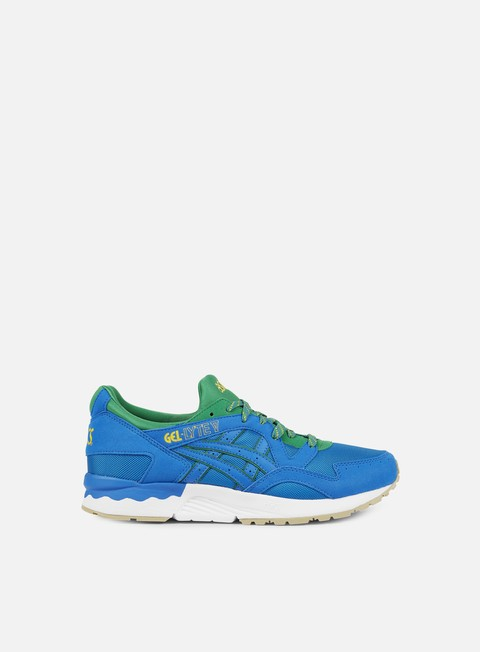 sneakers asics gel lyte v classic blue classic blue