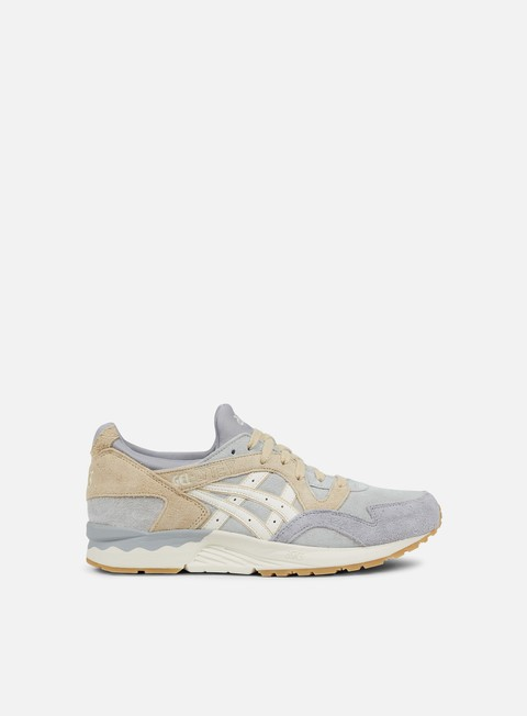 sneakers asics gel lyte v glacier grey cream