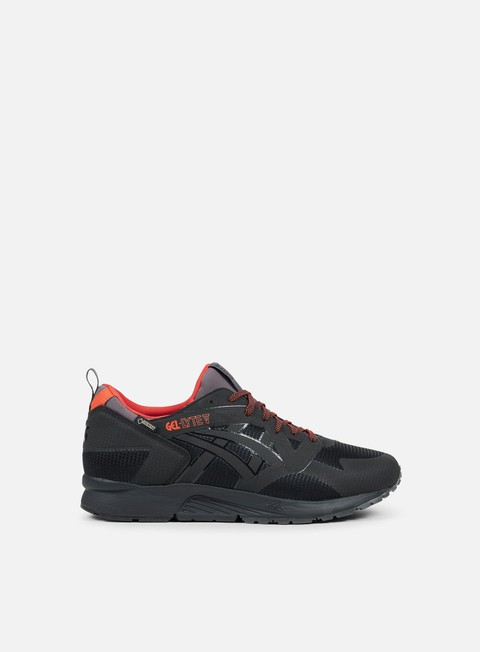 sneakers asics gel lyte v ns g tx black black