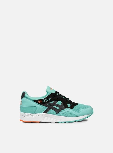 sneakers asics gel lyte v turquoise black
