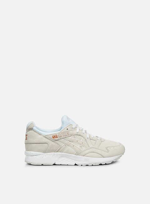 sneakers asics gel lyte v white white rose gold