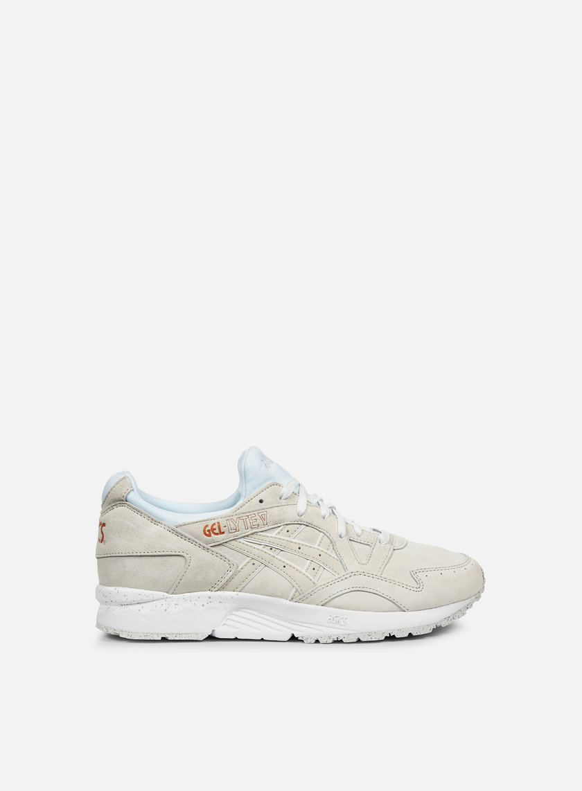 Asics - Gel Lyte V, White/White/Rose Gold