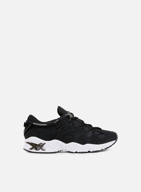 sneakers asics gel mai black black