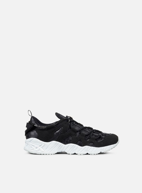 sneakers asics gel mai black black camo
