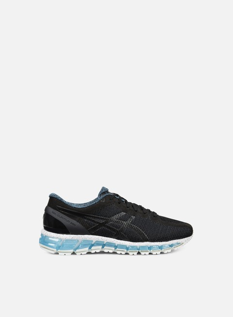 sneakers asics gel quantum 360 cm 30 years black black island blue