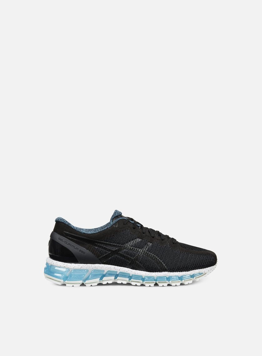 Asics - Gel Quantum 360 CM 30 Years, Black/Black/Island Blue