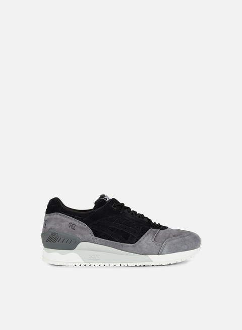sneakers asics gel respector black black
