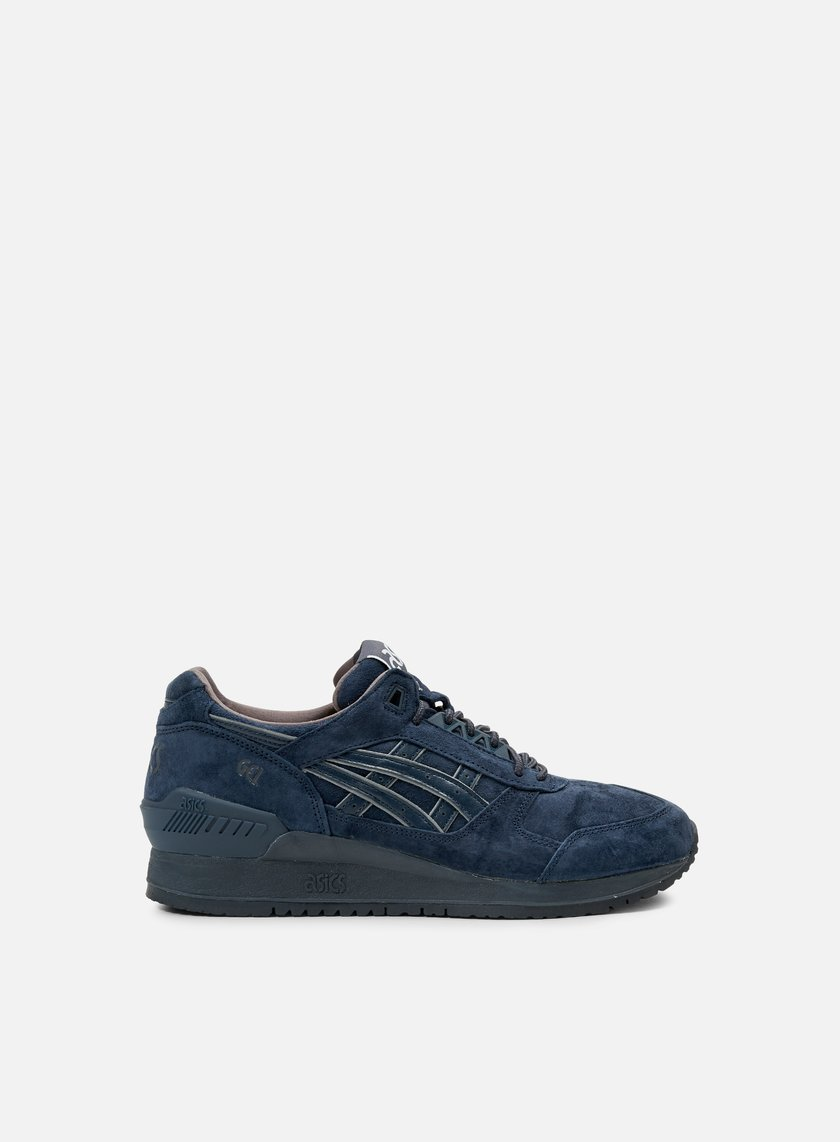 Asics - Gel Respector, Indian Ink/Indian Ink