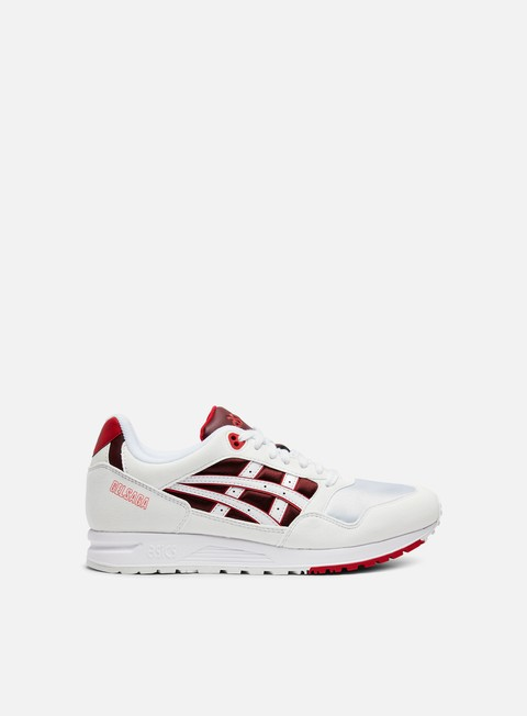 sneakers asics gel saga white samba